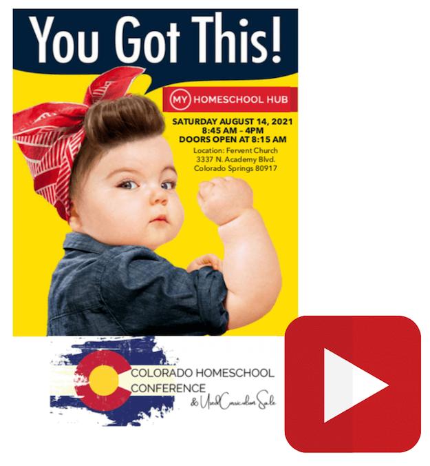 Colorado Homeschool Conference Video